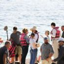 Shailene Woodley – On set of movie the 'Last Letter from your Lover' in Spain