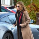 Geri Halliwell – Out in Hampstead - 454 x 726