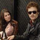 Heath Ledger and Charlotte Gainsbourg