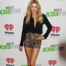 Brandi Glanville Kiis Fms Jingle Ball 2014 In La