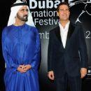 "Tom Cruise Premieres ""Ghost Protocol"" in Dubai"