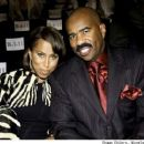 Marjorie Harvey and Steve Harvey