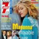 Madonna - Télé 7 Jours Magazine Cover [France] (30 December 2000)