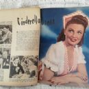 Joan Leslie - Screen Romances Magazine Pictorial [United States] (February 1946) - 454 x 340