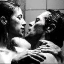 Charlotte Gainsbourg and Willem Dafoe