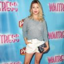 Masiela Lusha – The National Tour of 'Waitress' in Hollywood - 454 x 681