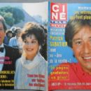 Cine Tele Revue Magazine Cover [France] (3 October 1985)