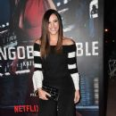 Gaby Espino- Premiere of Netflix's 'Ingobernable' - Arrivals - 379 x 600