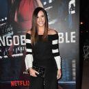Gaby Espino- Premiere of Netflix's 'Ingobernable' - Arrivals - 379 x 600