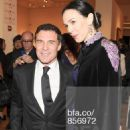 L'wren Scott attend 2013 'Take Home A Nude' Benefit Art Auction And Party at Sotheby's on October 8, 2013 in New York City