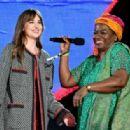 Dakota Johnson – 2018 Global Citizen Festival: Be The Generation in NYC