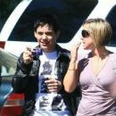Hagood Coxe and David Archuleta