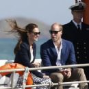 The Duke and Duchess of Cambridge Visit the Isles of Scilly - 454 x 321