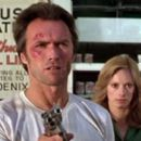 Clint Eastwood and Sondra Locke