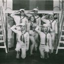 Dames at Sea Original 1969 Off Broadway Cast. Music By Jim Wise - 454 x 390