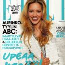 Julie Ordon - Elle Magazine Pictorial [Finland] (June 2011)