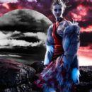 Rosie Huntington Whiteley By Daniel Jackson Photoshoot For Prabal Gurung Fallwinter 20142015