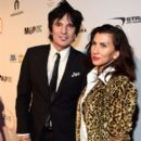 Tommy Lee and Sofia Toufa attend Glazer Palooza and Suits and Sneakers on February 3, 2016 in San Francisco, California. - 397 x 600