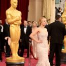 Kristen Bell At The 86th Annual Academy Awards - Arrivals (2014)
