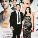 Hatice Sendil  & Burak Sagyasar : Her Sey Asktan Premiere