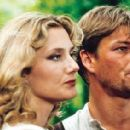 """Joely Richardson and Sean Bean in uk television version of """"Lady Chatterly's Lover""""."""