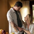 "Still from the FX show ""Nip/Tuck"" of Joely Richardson and costar Dylan Walsh"