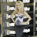 Melinda Messenger - New Line Of Ultimo Underwear Promotion - London 5 Dec 2008