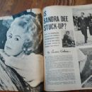 Sandra Dee - TV and Movie Screen Magazine Pictorial [United States] (December 1959)