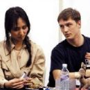 Linda Park and Tom Hardy - 454 x 334