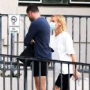 Diane Kruger – 'Swimming With Sharks' set in Los Angeles
