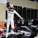 Abu Dhabi GP Qualifying 2016