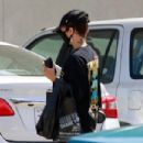 Vanessa Hudgens – In black top out in Los Feliz - 454 x 302