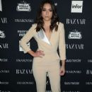 Chloe Bennet – Harpers Bazaar ICONS party at 2017 New York Fashion Week