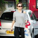 Kara Tointon – Out and about in North London - 454 x 692