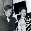 Charles Bronson and Jill Ireland - 454 x 550