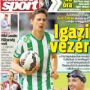 Nemzeti Sport - Nemzeti Sport Magazine Cover [Hungary] (26 August 2014)