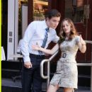 Ed Westwick and Leighton Meester - 454 x 733