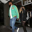 Khloe Kardashian – Out for dinner in Beverly Hills