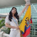 Sonia Luna- Arrival in Thailand for Miss Grand International 2020