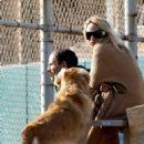 Pamela Anderson - Malibu Candids, 1. 4. 2009.