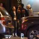 Kristen Stewart – Spotted at The Troubadour in West Hollywood