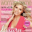 Tess Daly - Woman & Home Magazine Cover [South Africa] (November 2009)