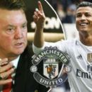 Louis van Gaal: I need to bring Real Madrid's Cristiano Ronaldo to Manchester United
