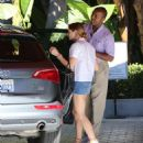 Ashley Greene At The Beverly Hills Hotel