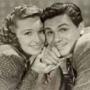 Rosemary Lane & John Garfield - 454 x 332