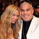 Jenna Jameson And Tito Ortiz In The Audience At The Ultimate Fighter 7 MMA Finals In Las Vegas 2008-06-21