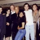 Angelina Jolie and family with Siegfried & Roy