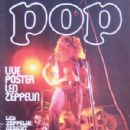 Pop Magazine Cover [Finland] (May 1973)
