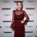 Caity Lotz – EW Hosts 2016 Pre-Emmy Party in Los Angeles 9/16/2016 - 454 x 658