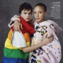 Cara Delevingne and Adwoa Aboah – Vogue US Magazine (April 2018)